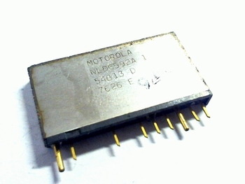 Motorola NLD6592A Hybrid, Encapsulated Phase Lock