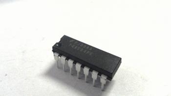 74AC04 Hex invertor DIP14