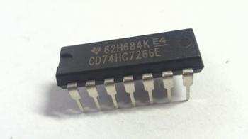 74HC7266 QUAD 2-INPUT XNOR DIP14