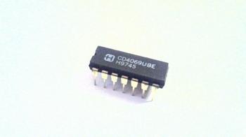 CD4069 Inverter