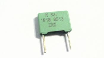 MKT capacitor 150 nF 63V RM7.5