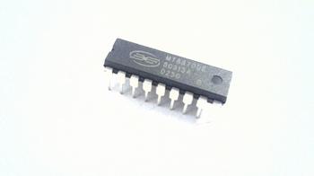 MT8870DE - MT8870D Integrated DTMF Receiver IC DIP18