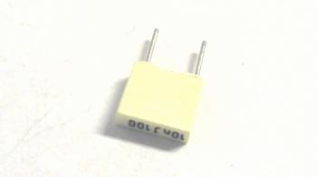 MKT capacitor 10 nF 100V RM5