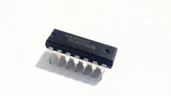 TL497ACN Spanningsregelaar, DIL-14
