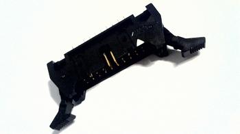 Header male connector 2x10 pins