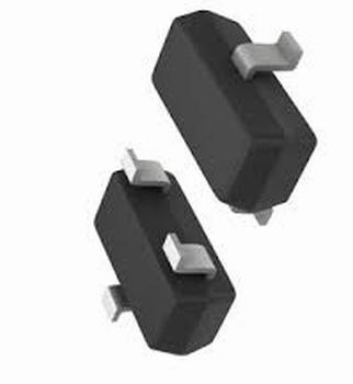 BZX84C-C2V7 - 2,7 volt 0.25 Watt - 10 stuks SMD