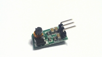 DC-DC step down module 5 - 40 volts to 3,3 Volts 1A