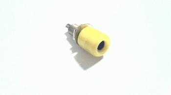 Bananabus 4mm yellow