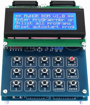 Mynor single board computer kit - LCD Board