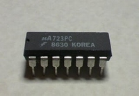Voltage regulator UA723