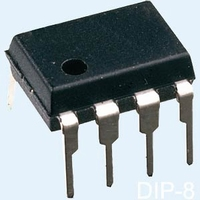 TL081 JFET amplifier