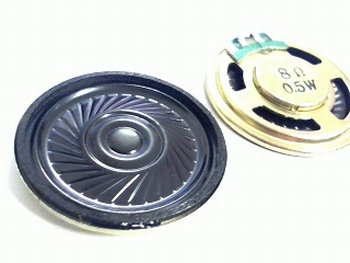 Miniature loudspeaker 0,5 watt 36mm