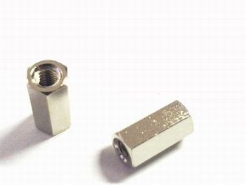 Metal distance holder 10mm