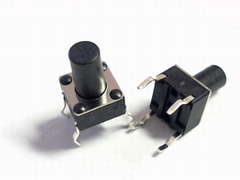 Mini push switch high