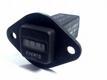 Event meter Airpax K19502-G4, 28 Volts