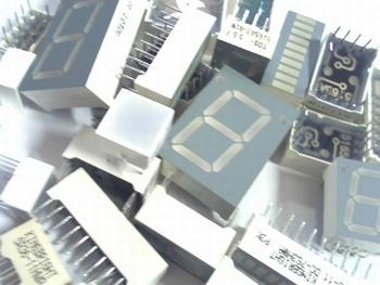 Grab bag LED displays 16 stuks