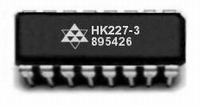 Multi tunes melody IC - HK227-3