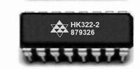 Natural harmonic sound IC - HK322-2