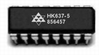 Sound effect carsounds generator IC - HK637-5