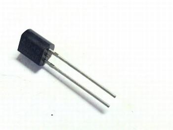 LM335AZ temperature sensor