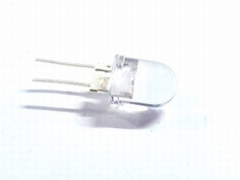 Warm Witte LED 10mm 210.000 MCD