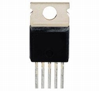 Mosfet IRC540 current sensing TO-220