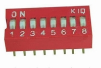 Dip switch 9 in 1