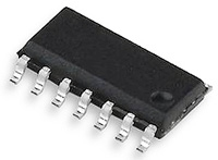 74HC serie IC - SMD version