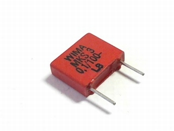 Capacitor 100 nF 100 volts
