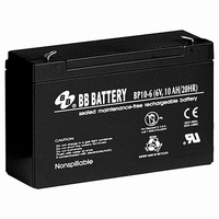 Battery 6 volt 1.3 Ah