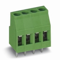 4 way heavy duty terminal block