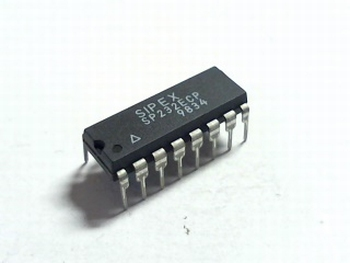 SP232 -  RS-232 Line Driver/Receiver
