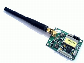 Wireless RS232 Transceiver 1020 UA