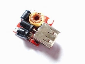 Step down laadmodule input 7-16V DC output 5V DC