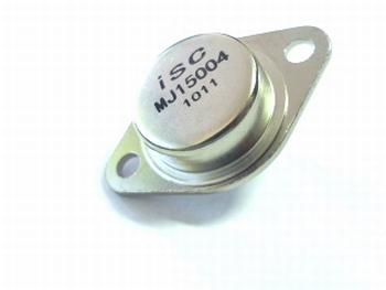 MJ15004 transistor.