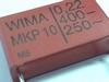 Condensator MKP10 0,22uF  / 220nF  20% 400V