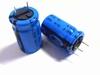 10 x electrolytic capacitors 330uf - 50 volts