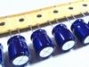 10 x electrolytic capacitors 10uf - 160 volts