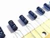10 x electrolytic capacitors 22uf - 50 volts