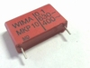 Capacitor MKP10 - 0,1uF 630V 5% RM 22,5