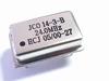 Quartz crystal oscillator 24 mhz
