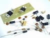 Building kit stereo amplifier 2x 15 Watt