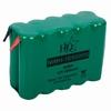 Batterypack NiMH 12 V 600 mAh