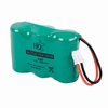Batterypack for DECT telefphone NiMH 3.6 V 300 mAh