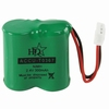 Batterypack for DECT telefphone NiMH 2.4 V 300 mAh