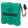 Batterypack for DECT telefphone NiMH 3.6 V1000 mAh