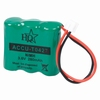 Batterypack for DECT telefphone NiMH 3.6 V 280 mAh