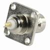 BNC kontra plug chassisdeel.