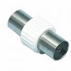 Coax coupler socket to socket