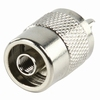 UHF (PL259) screw/solder plug for RG58